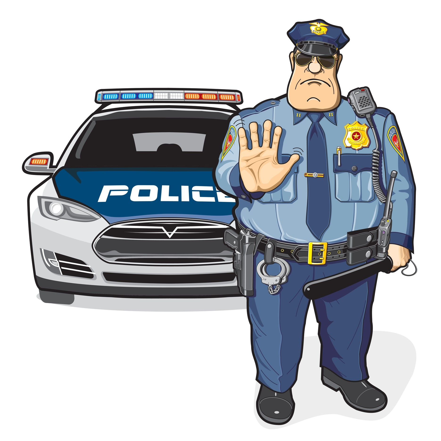 Rendőrségi kontroll