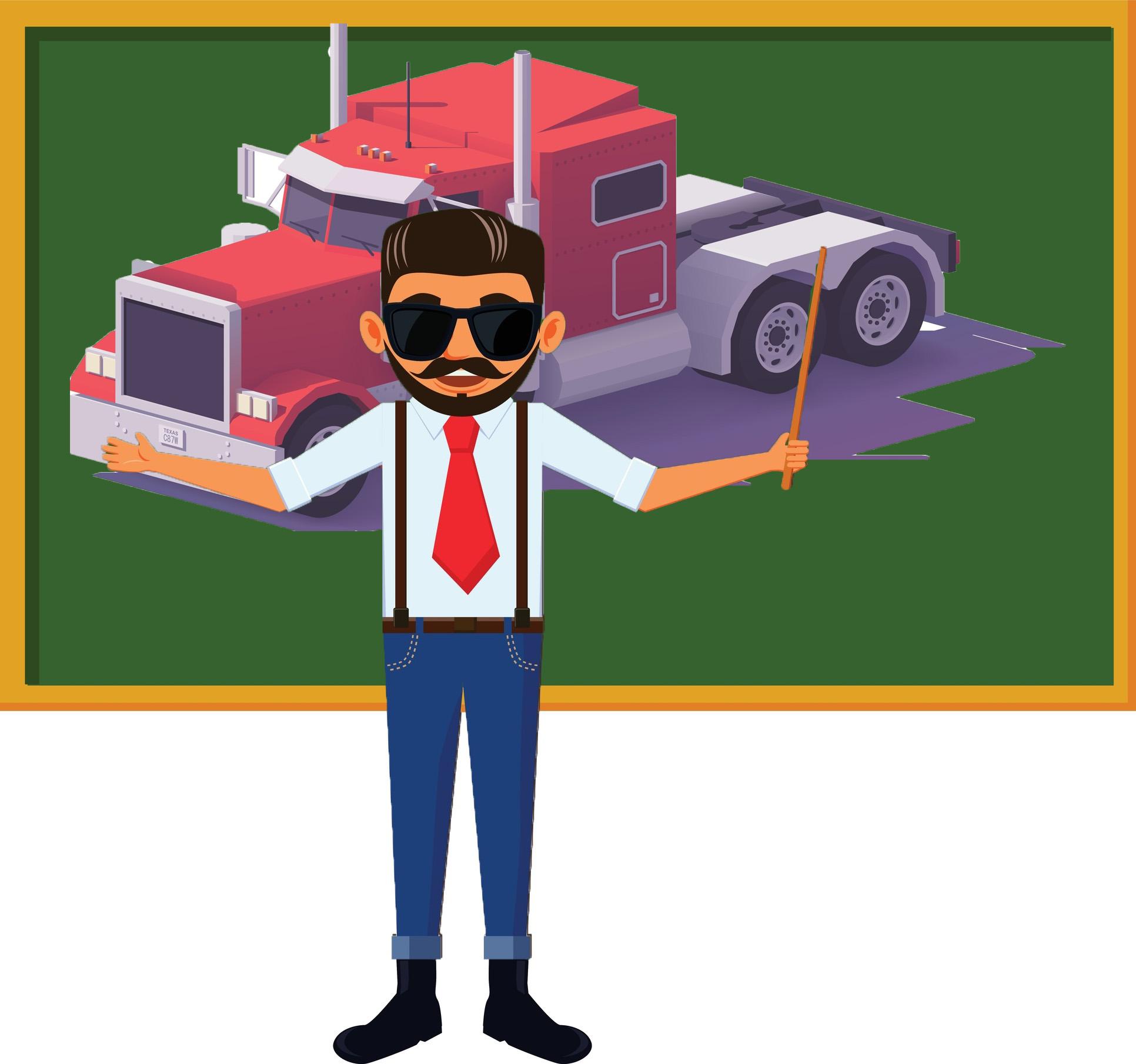 Online sofőr betanítás videókkal